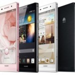 Huawei Ascend P6 Specifications, Price and Release Date