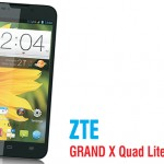 ZTE launches 'Grand X Quad Lite' JellyBean Phablet in India for Rs. 14,999