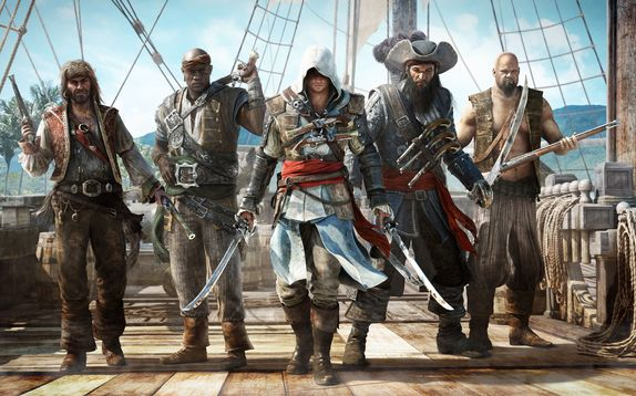 Thread: Assassins Creed Pirates hitting Android and iOS devices soon