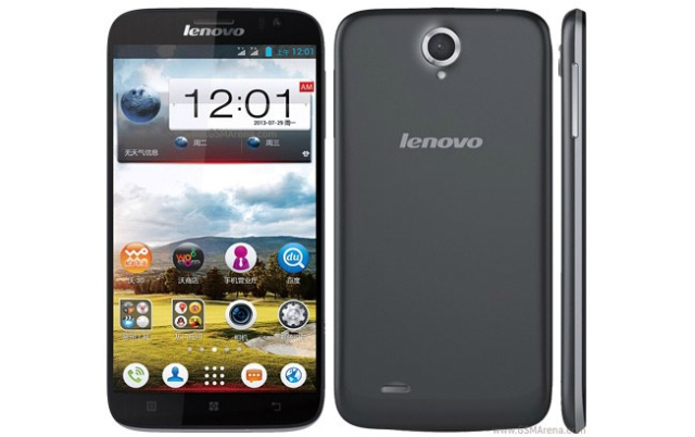 Lenovo Launches A269i A369i A516 And A850 JellyBean