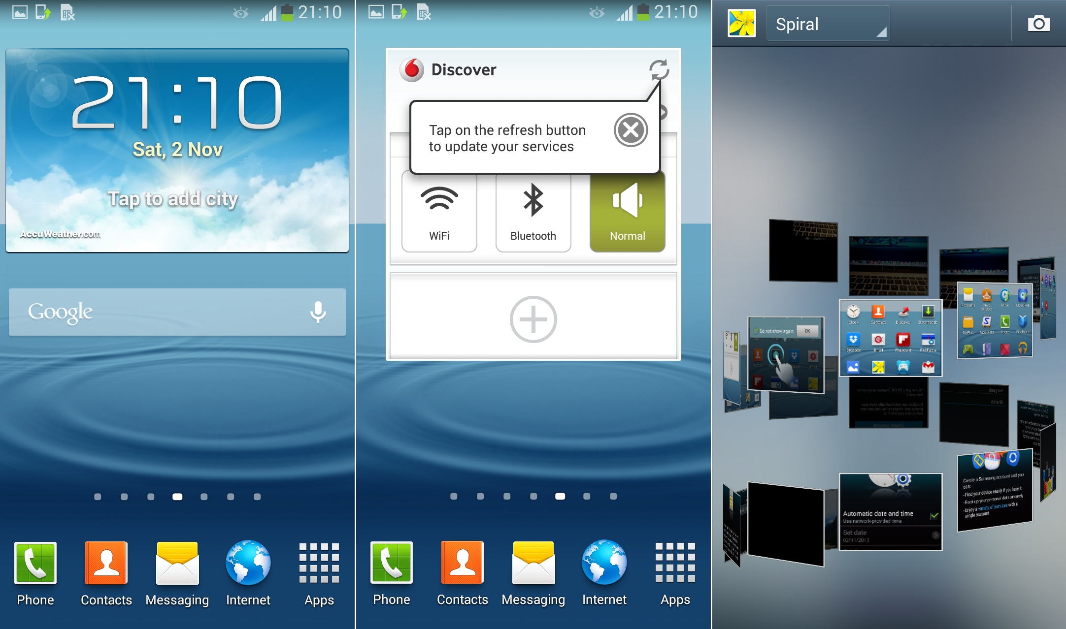 music apps for samsung note 3