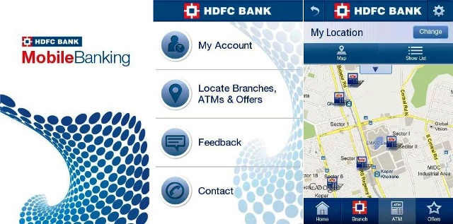 Hdfc bank stock options