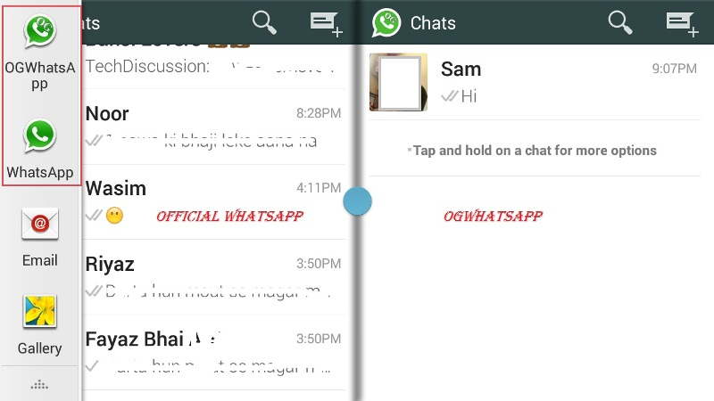 how to use whatsapp with two numbers on same phone